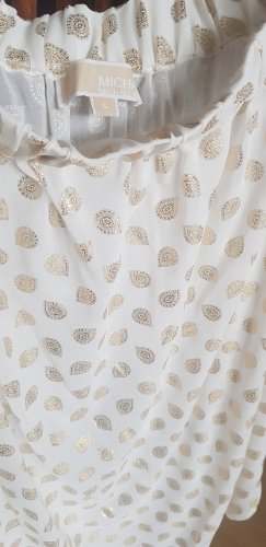wunderschöne Michael Kors Bandeau Shirtbluse NEU