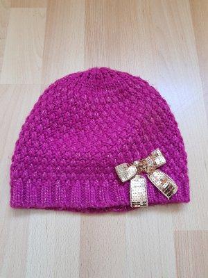 H&M Cappello a maglia multicolore