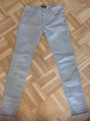 Supertrash Pantalone bronzo-beige
