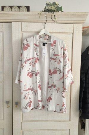 Wunderschöne neue Kimono-Jacke von H&M, mit Etikett