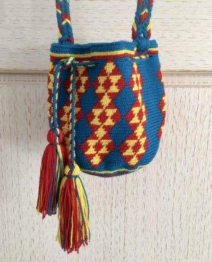 Wunderschöne neue Tasche, Handmade aus Kolumbien
