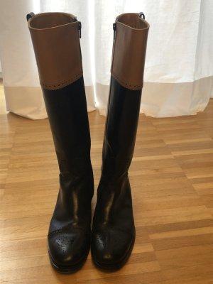 Wunderschöne neuwertige schwarze Stiefel in hervorragendem Zustand