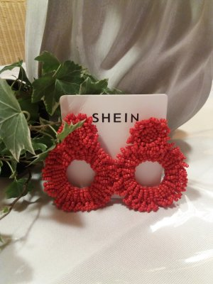 Earclip red