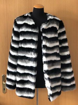 Junarose Pelt Jacket multicolored