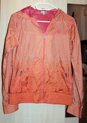 Wunderschöne orangene Jacke von Element Gr. S