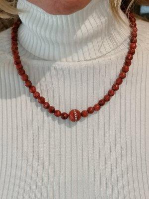 Naszyjnik z perłami łosowiowy