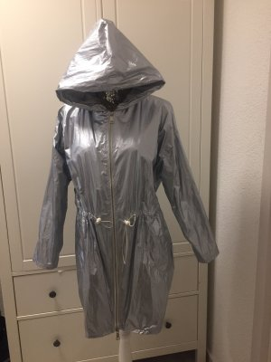 varco auspicius Heavy Raincoat silver-colored