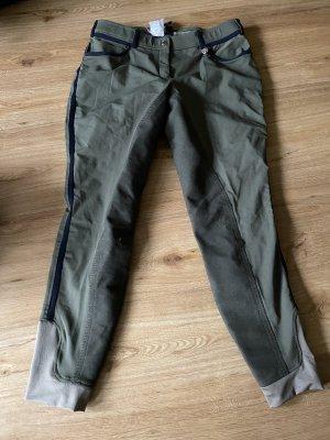 Polo Sport Pantalon d'équitation kaki-vert olive