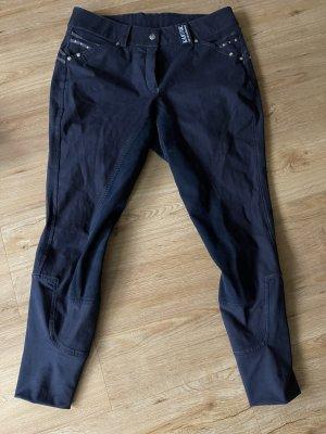 Kantrie Pantalon d'équitation bleu foncé