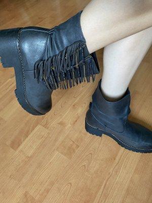 Coolway Gothic laarzen veelkleurig