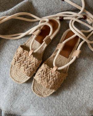 wunderschöne Sandale von Zara Gr 39