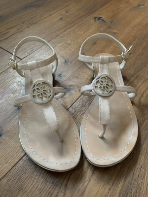 Guess Strapped Sandals dusky pink