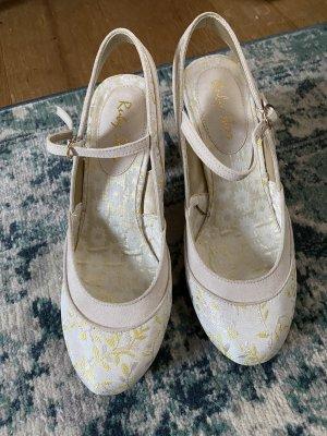 Wunderschöne Schuhe/Brautschuhe Gr.39