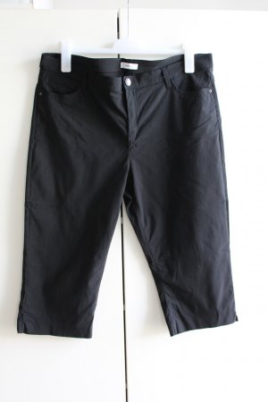 Yessica 3/4 Length Trousers black