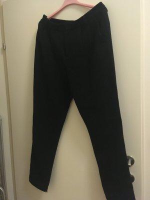 Wunderschöne schwarze Hose von Steffen schraut, Größe 40. Neupreis um die 200 Euro