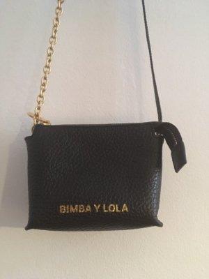 Bimba & Lola Handbag black leather