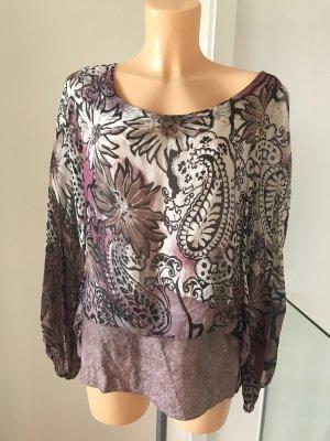 SaHara Blouse multicolored silk
