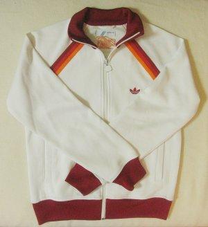 Wunderschöne, seltene Vintage ADIDAS Sportjacke, Trainingsjacke in toller Farbkombi, Größe DE 36/38