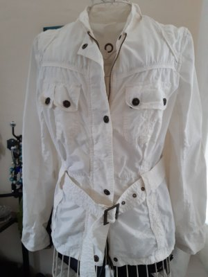 Unbekannte Marke Safari Jacket natural white