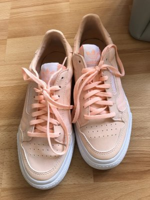 Adidas Lace-Up Sneaker light pink