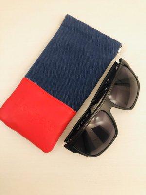 Le Specs Gafas de sol cuadradas negro