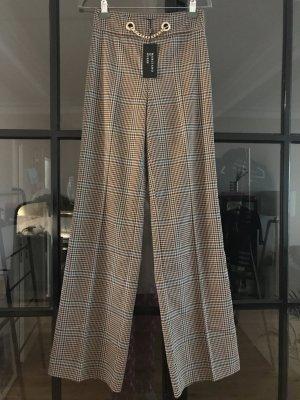 Guess by Marciano Spodnie materiałowe Wielokolorowy