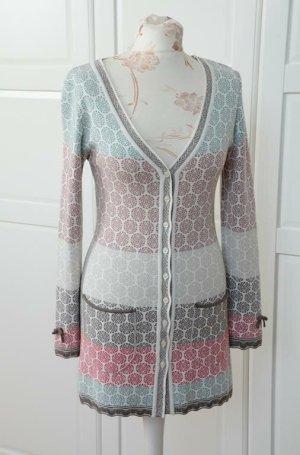 wunderschöne Strickjacke Knitwear von Sorgenfri Sylt in Gr. XS
