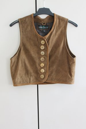 Berwin & Wolff Traditional Vest multicolored leather