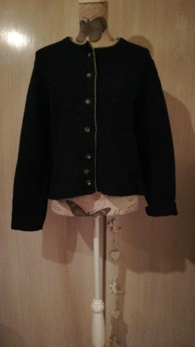 Angermaier Traditional Jacket dark grey-meadow green