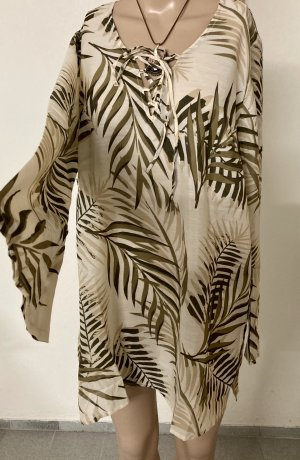 Wunderschöne Tunika Neu Blusen Shirt Palmen Strand Bluse wunderschöne Tunika Bluse für den Strand Neu Gr. 42 Achselbreite misst ca. 54 cm Länge misst ca. 78 cm