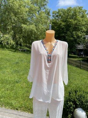 Canda Premium Tunique-blouse multicolore polyester