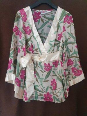 rainbow collection Chemisier kimono multicolore