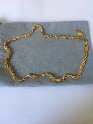 Wunderschöne Vergoldete Stahlkette