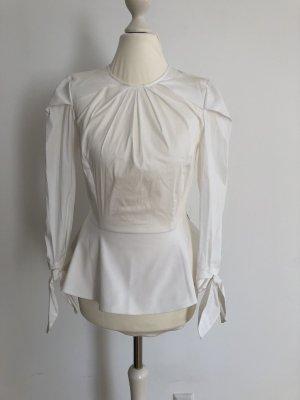 Wunderschöne weiße Bluse von Elisabetta Franchi