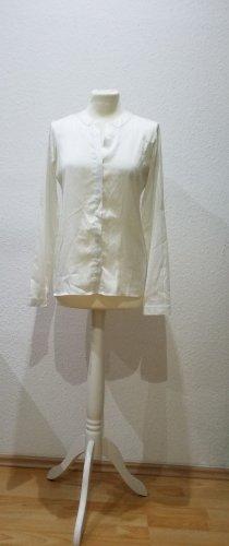 Wunderschöne weiße Esprit Collection Bluse, Größe 36