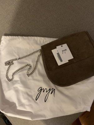 Wunderschöne Wildledertasche