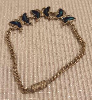Jonc argenté-bleu