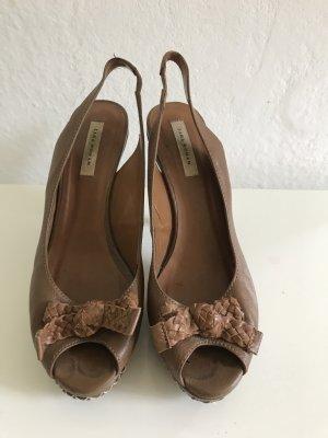 Wunderschönen High Heels von ZARA Woman, Gr.40