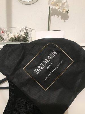 Balmain for H&M Robe de cocktail noir