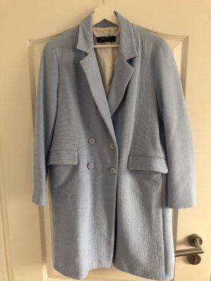 Wunderschöner babyblauer Mantel von Zara