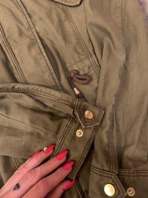 H&M Divided Parka khaki