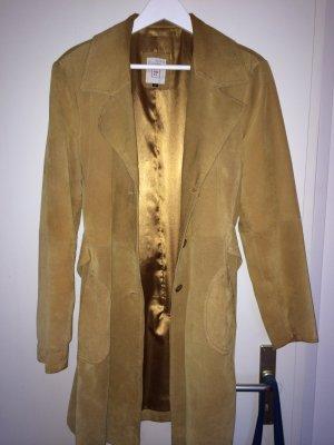 wunderschöner beige mantel