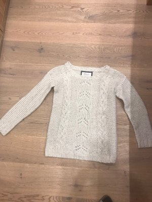 Blend Crewneck Sweater natural white