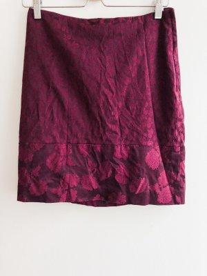 Anna Glover × H&M Mini-jupe multicolore