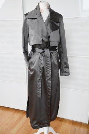 Wunderschöner edler Mantel Trenchcoat Gr. 38