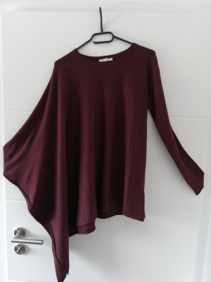 Esprit Sweater bordeaux Katoen
