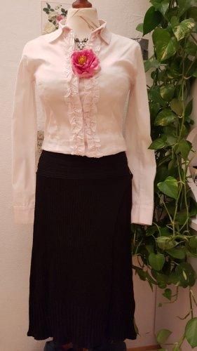 Carla F Knitted Skirt black wool