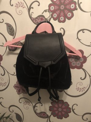 Aldo Kindergarden Backpack black imitation leather