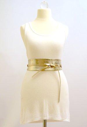 Mango Waist Belt gold-colored