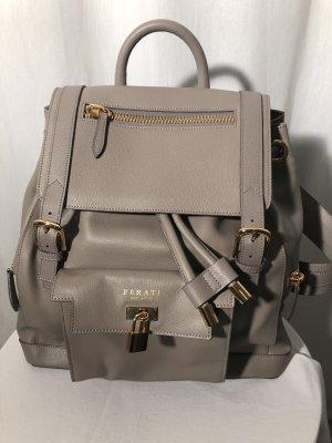 Wunderschöner , großer Rucksack von italienischem Designer